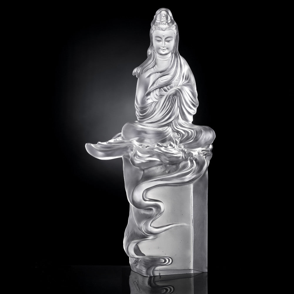 Mortal Smile, Guanyin - A Free and Idle Heart