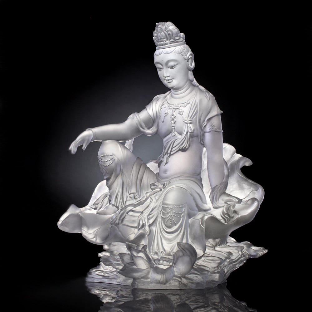 Mortal Smile, Guanyin - Guanyin of Fulfillment and Purity