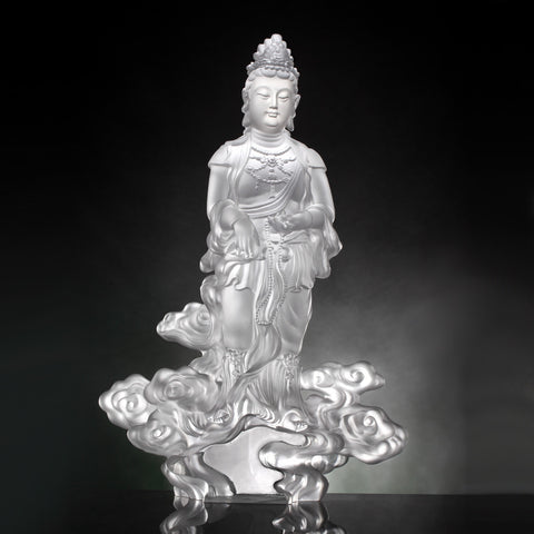 Light Exists Because of Love, Guanyin - Wishes Fulfilled