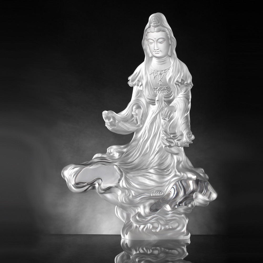 Light Exists Because of Love, Guanyin - Rain of Truth, a Compassionate Heart