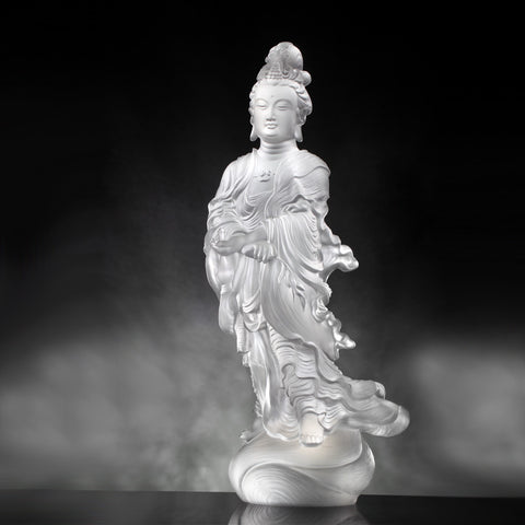 Light Exists Because of Love, Guanyin - Joyous World