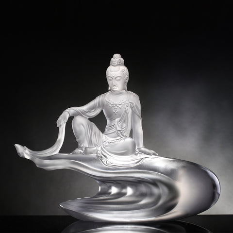 Light Exists Because of Love, Guanyin - Heart of Guanyin