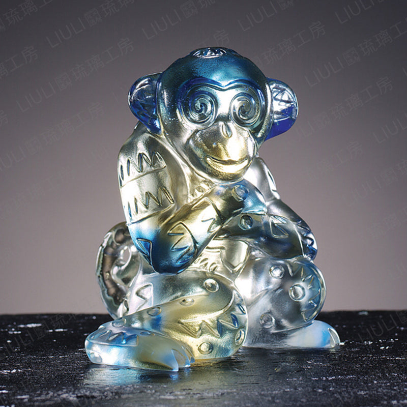 Zodiac Collection - Is the Child in the Heart Still There? (Set of 12) - LIULI Crystal Art - [variant_title].