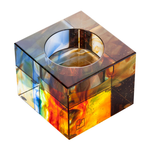 Votive Tea Light Candle Holder (Candle Lit Soiree III)