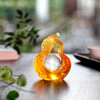 Crystal Art, Hulu, Feng Shui, Traditional Chinese Feng Shui gifts, Fine Art - LIULI Crystal Art