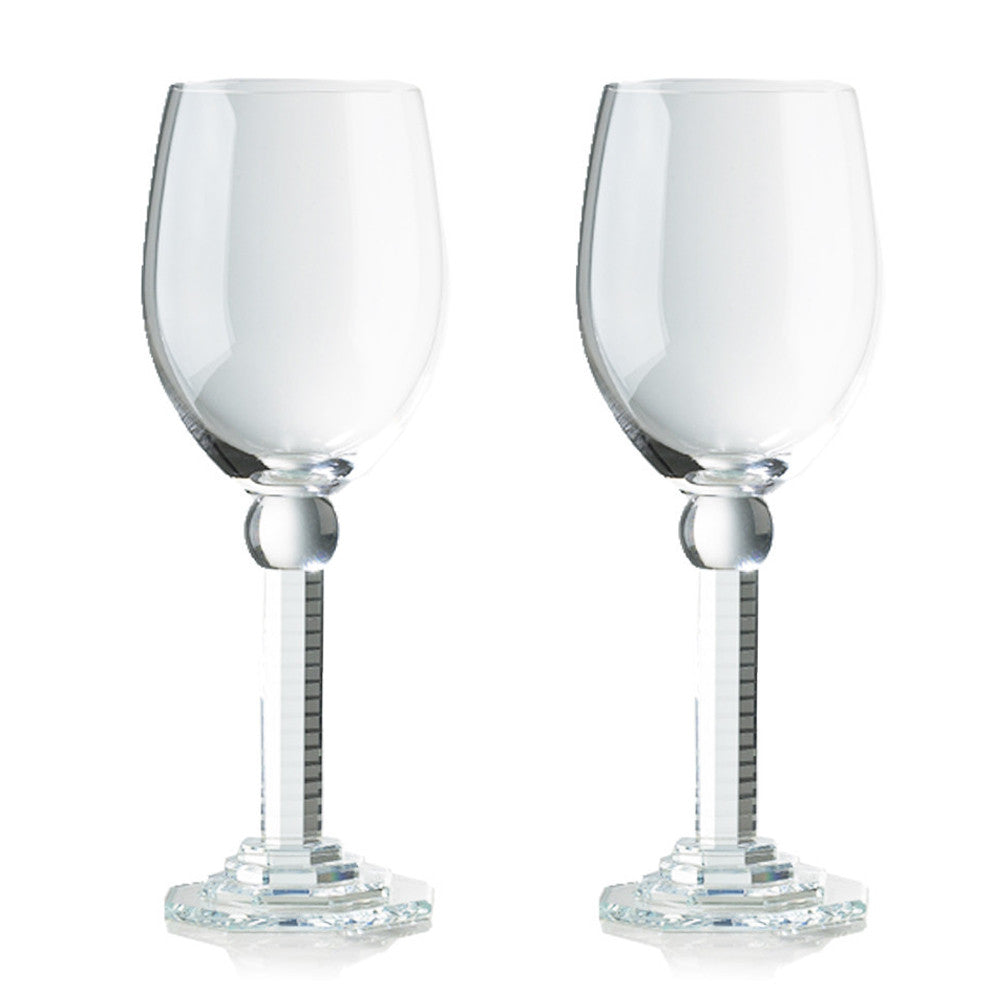 Wine Goblet, Bordeaux Glass - Steps of Starry Brilliance (White Wine)