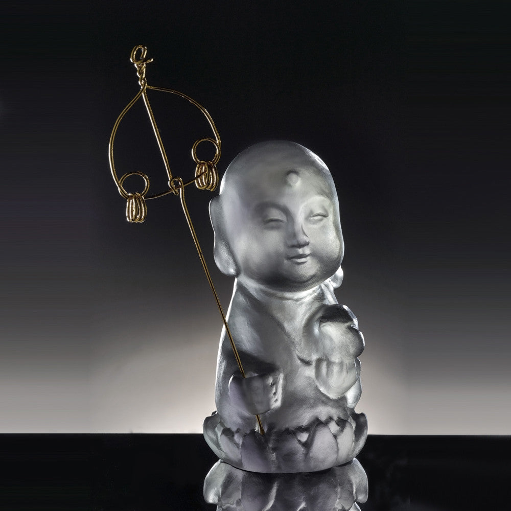 Joyous and Worry-Free - Healthy, Happy - LIULI Crystal Art - [variant_title].