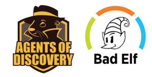 Agents of Discovery and Bad Elf Announce Partnership