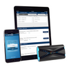 Wireless avionics database updates, powered by Jeppesen and Bad Elf