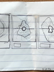 Vipassana Three Trainings Initial Idea Sketch