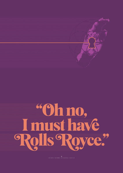 Oh no, I must have Rolls Royce - Goenka Vipassana Daily Discourse Quote