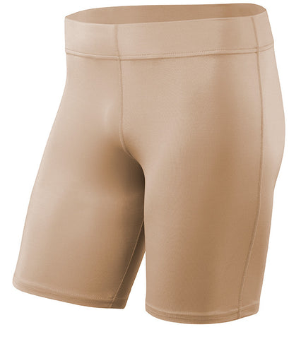 CoreMax Tan Compression Shorts