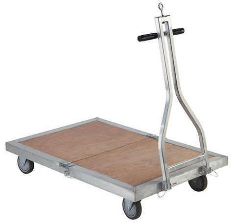 Foldable Equipment Cart
