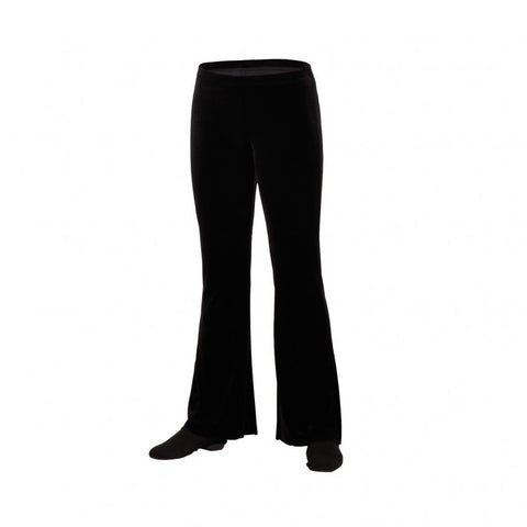 Flared Boot Leg Pants (Velvet)