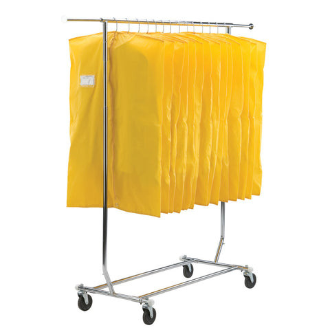 Collapsible Uniform Storage Rack