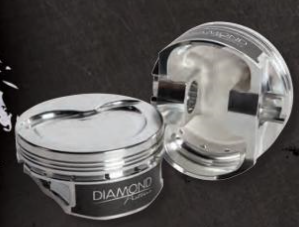 DIAMOND PISTONS: CHEVY LS1 STREET/STRIP DISH SERIES