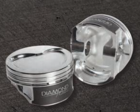 DIAMOND PISTONS: CHEVY LS9 DISH