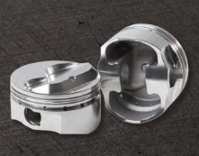 DIAMOND PISTONS: SB CHEVY 23 DEGREE STREET/STRIP DOME SERIES