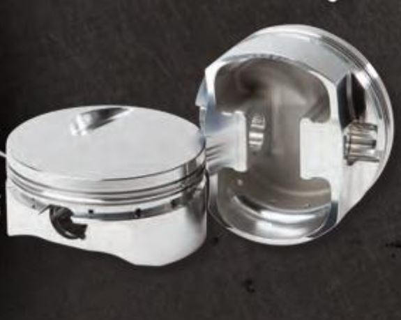 DIAMOND PISTONS: BB CHEVY 24 DEGREE 26 DEGREE FLAT TOP