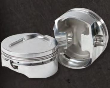 DIAMOND PISTONS: BB CHEVY 24 DEGREE 26 DEGREE DISH