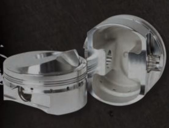 DIAMOND PISTONS: BB CHEVY 24 DEGREE 26 DEGREE NITROUS DOME