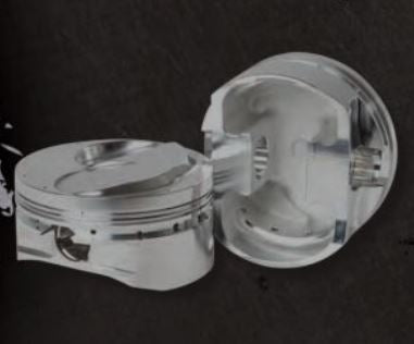 DIAMOND PISTONS: BB CHEVY 18 DEGREE BIG CHIEF DOME