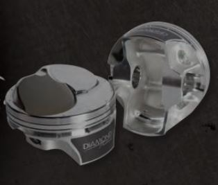 DIAMOND PISTONS: BB CHEVY DOME 24 DEGREE 26 DEGREE