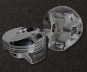 DIAMOND PISTONS: BB CHEVY DOME 20 DEGREE