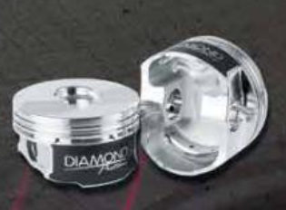 DIAMOND PISTONS: CHEVY L83 5.3L ECOTEC3 STREET/STRIP SERIES