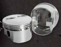 DIAMOND PISTONS: SB OLDSMOBILE 350 STREET/STRIP FLAT TOP SERIES