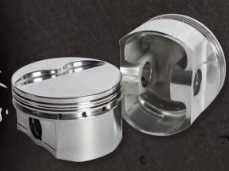 DIAMOND PISTONS: PONTIAC FLAT TOP