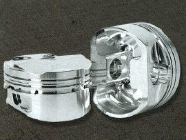 DIAMOND PISTONS: FORD MODULAR 5.0L GEN 3 COYOTE STREET/STRIP SERIES