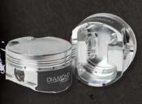 DIAMOND PISTONS: FORD MODULAR 5.8 GT-500 SHELBY SERIES, without wrist pins
