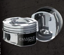 DIAMOND PISTONS: FORD ECOBOOST 2.0L