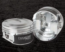 DIAMOND PISTONS: FORD ECOBOOST 3.5L
