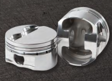 DIAMOND PISTONS: SB MOPAR 360 STREET/STRIP FLAT TOP SERIES