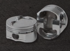DIAMOND PISTONS: SB MOPAR 318 STREET/STRIP FLAT TOP SERIES