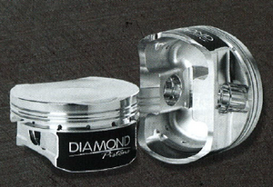 DIAMOND PISTONS: MOPAR MODERN 5.7L 2009 & UP HEMI SERIES