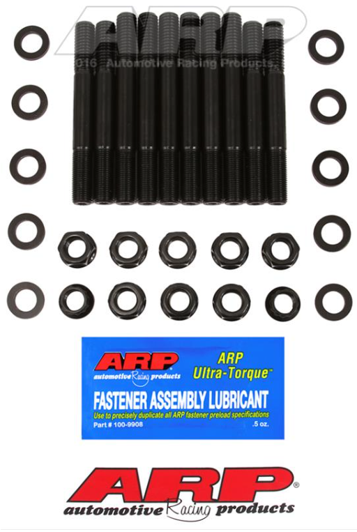 ARP FASTENERS: Hemi Main Stud Kit Standard Block - Without Side Bolts