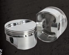 DIAMOND PISTONS: PONTIAC 455 STREET/STRIP FLAT TOP SERIES