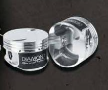 DIAMOND PISTONS: MERCURY 7.4L 454 MAG MPI