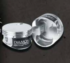 DIAMOND PISTONS: MERCURY 8.1L 496 MAG