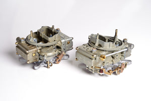 HOLLEY CARBURETOR: SUPER STOCK HOLLEY CARB SET