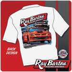 RBRE APPAREL: OFFICIAL RAY BARTON COPO T-SHIRT