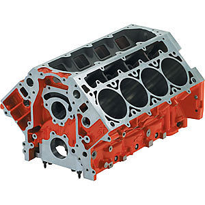 GENERAL MOTORS: LSX ENGINE BLOCK PACKAGE