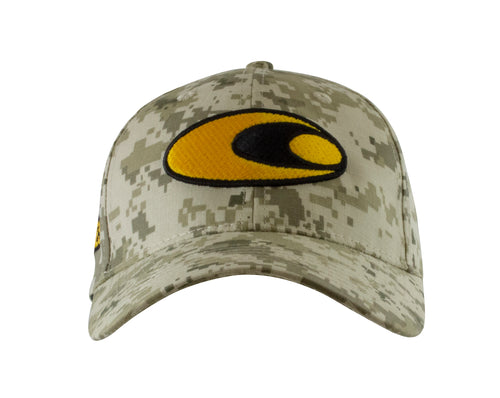 Desert Camo Adjustable Hat