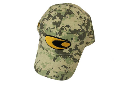 Camo Adjustable Hat