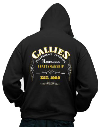Callies Pull-Over Hoodie