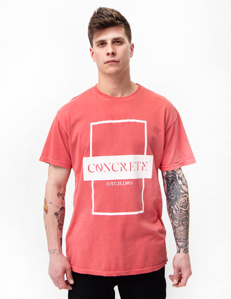 Concrete Collective Stripe Tee