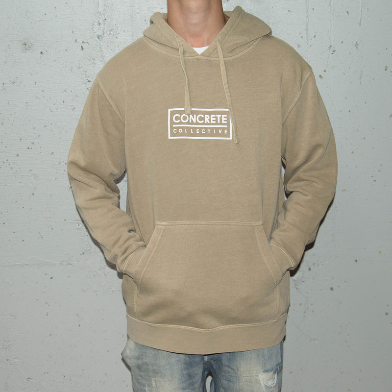 Classic Crewneck - Army Heather